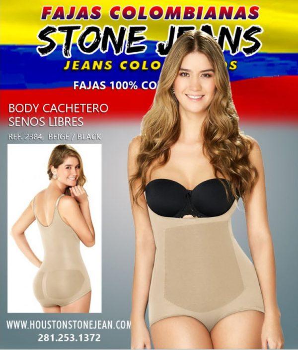 Diane Buttocks Lifting Panty Body 2810 Capri Faja Pescador from Colombia